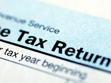 Tax Return North Yorkshire